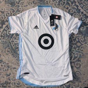 New Adidas Minnesota United MNUFC Jersey